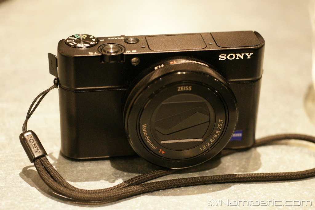 SONY RX100 M3 Digital Camera Review