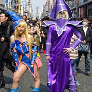Dark Magician Girl Cosplay