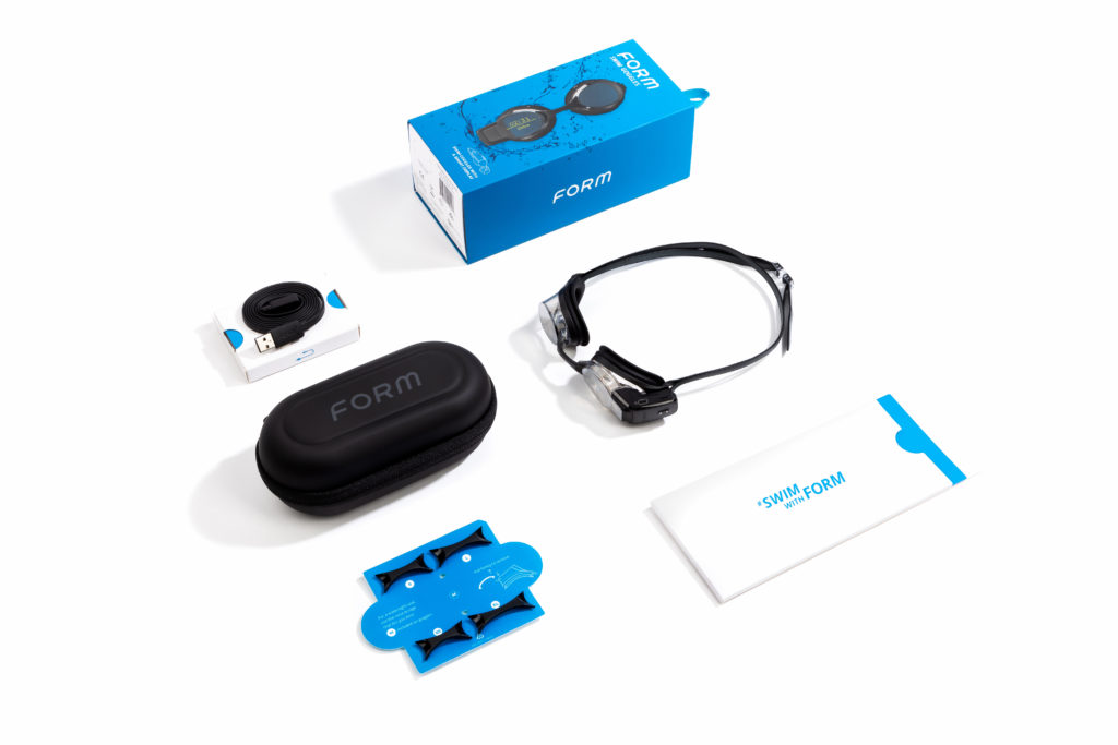 FORM Goggles Product Packaging